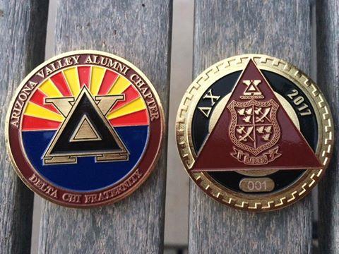 Arizona Valley Commemorative Coins Now Available Delta Chi Arizona